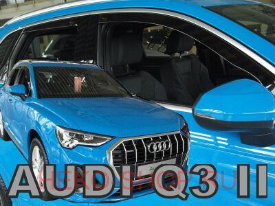 Дефлекторы боковых окон HEKO для AUDI Q3 2018-