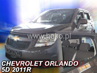 Дефлекторы боковых окон HEKO для CHEVROLET ORLANDO 2011-