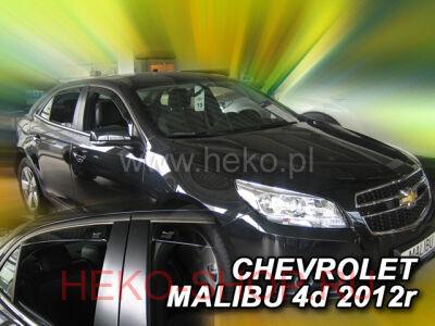 Дефлекторы боковых окон HEKO для СHEVROLET MALIBU 2011- SD
