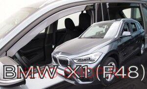 Дефлекторы боковых окон HEKO для BMW X1 (E48) 2015-