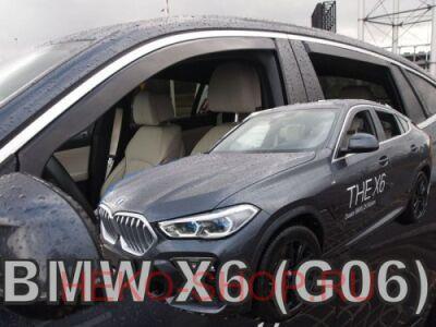Дефлекторы боковых окон HEKO для BMW X6 (G06) 2019-