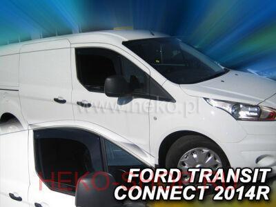 Дефлекторы боковых окон HEKO для FORD TRANSIT CONNECT 2014- передние двери