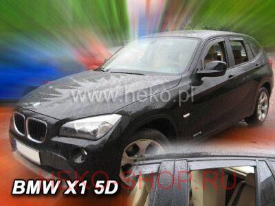 Дефлекторы боковых окон HEKO для BMW Х1 (Е84) 2009-2015