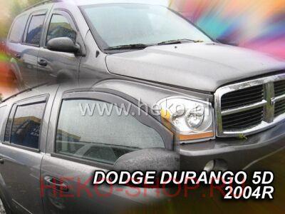 Дефлекторы боковых окон HEKO для DODGE DURANGO 2004-