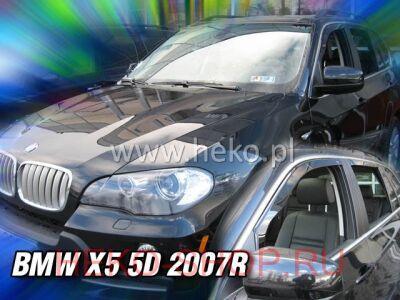 Дефлекторы боковых окон HEKO для BMW Х5 (E70) 2007-2013