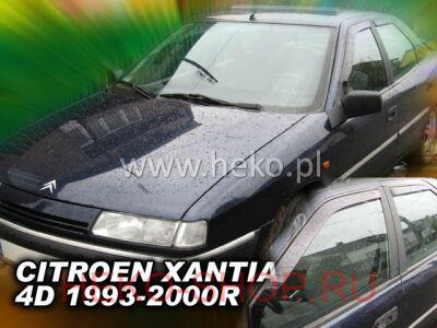 Дефлекторы боковых окон HEKO для CITROEN XANTIA 1993-2000