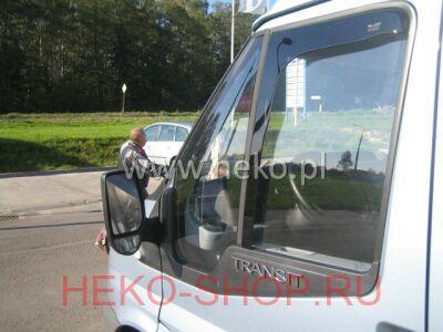 Дефлекторы боковых окон HEKO для FORD TRANSIT BUS 2000-2006: 2006-2014