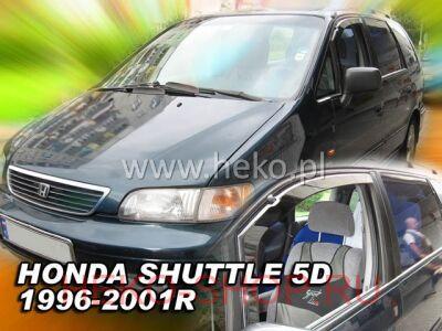Дефлекторы боковых окон HEKO для HONDA SHUTTLE 1996-2001 5D передние двери