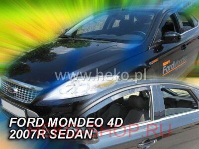 Дефлекторы боковых окон HEKO для FORD MONDEO 2007-2014 SD