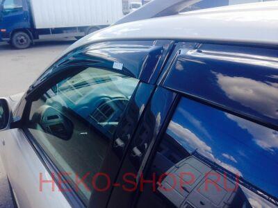 Дефлекторы боковых окон ALVI-STYLE для HONDA CIVIC 2012- SD