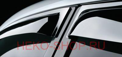 Дефлекторы боковых окон COBRA для ALFA ROMEO MITO 955 2008-