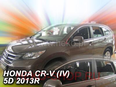 Дефлекторы боковых окон HEKO для HONDA CR-V 2012-2017